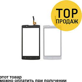 Сенсорный экран для мобильного телефона Lenovo A2010, белый