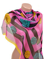 Женский шарф платок на шею