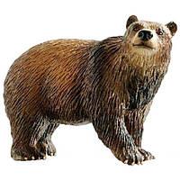 Фигурка Бурый медведь Bullyland (69397)