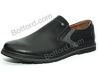 Туфли Stylen Gard H8085-2 black