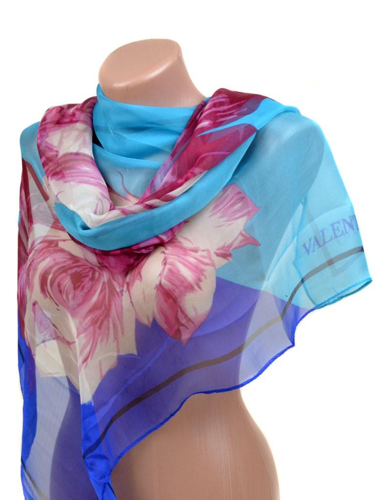 Красивый шарф палантин