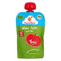 FruchtBar  Bio Milder Apfel - Яблочное пюре 100%  100 г, после 4-го мес.