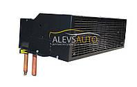 Дополнительный обогреватель салона автомобиля 24 вольт 2-х моторный ( радиатор печки медный)