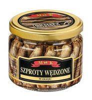 Шпроты в масле MK Szproty Wedzone 250 г
