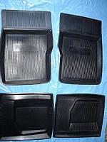 Коврики резиновые в салон для ГАЗ 2410-3110 (Харьков)