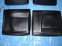 Коврики резиновые в салон для ГАЗ 2410-3110 (Задние) (Харьков)