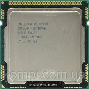 Intel® Pentium® Processor G6950 3M Cache, 2.80 GHz FCLGA1156