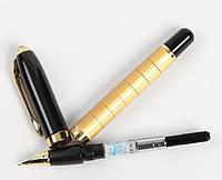 Ручки капілярні BAOER чорні з позолотою