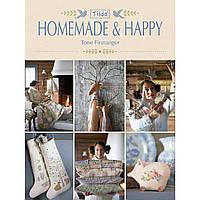 Книга идеи и выкройки Тильда Homemade and Happy