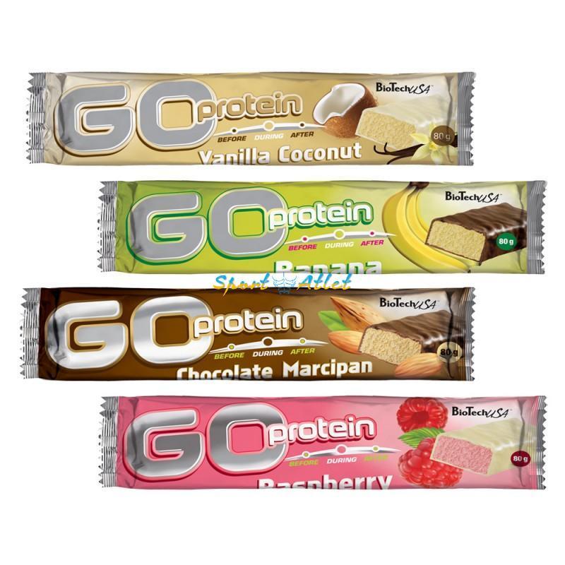 Biotech Go Protein Bar 40 gr