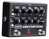 Педаль эффектов Dunlop M151EU MXR Doubleshot Distortion