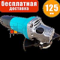 Болгарка 125 мм короткая ручка Riber WS 10 125 УШМ КШМ углошлифовальная угловая шлифмашина кутошліфувальна