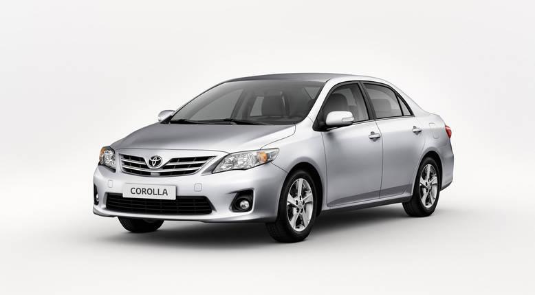 Лобовое стекло на Toyota Corolla E140/150 (Седан) (2007-2012) , фото 2