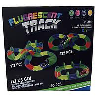 Конструктор Fluorescent Track 328 деталей