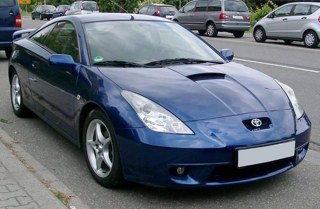 Лобовое стекло на Toyota Celica (Купе) (1999-2006), фото 2