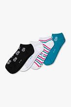 Набор подростковых носков на девочку от C&A Размер 35-38 Цена за набор