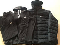 Спортивный костюм  + мужская зимняя куртка