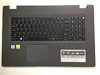 Корпус (средняя часть, тачпад, клавиатура)  acer e5-773