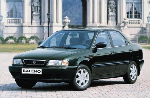 Лобовое стекло на Suzuki Baleno (Седан, Хетчбек, Комби) (1995-2002)