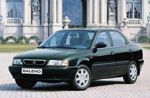 Лобовое стекло на Suzuki Baleno (Седан, Хетчбек, Комби) (1995-2002), фото 2