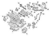 Запчасти на двигатель Hyundai