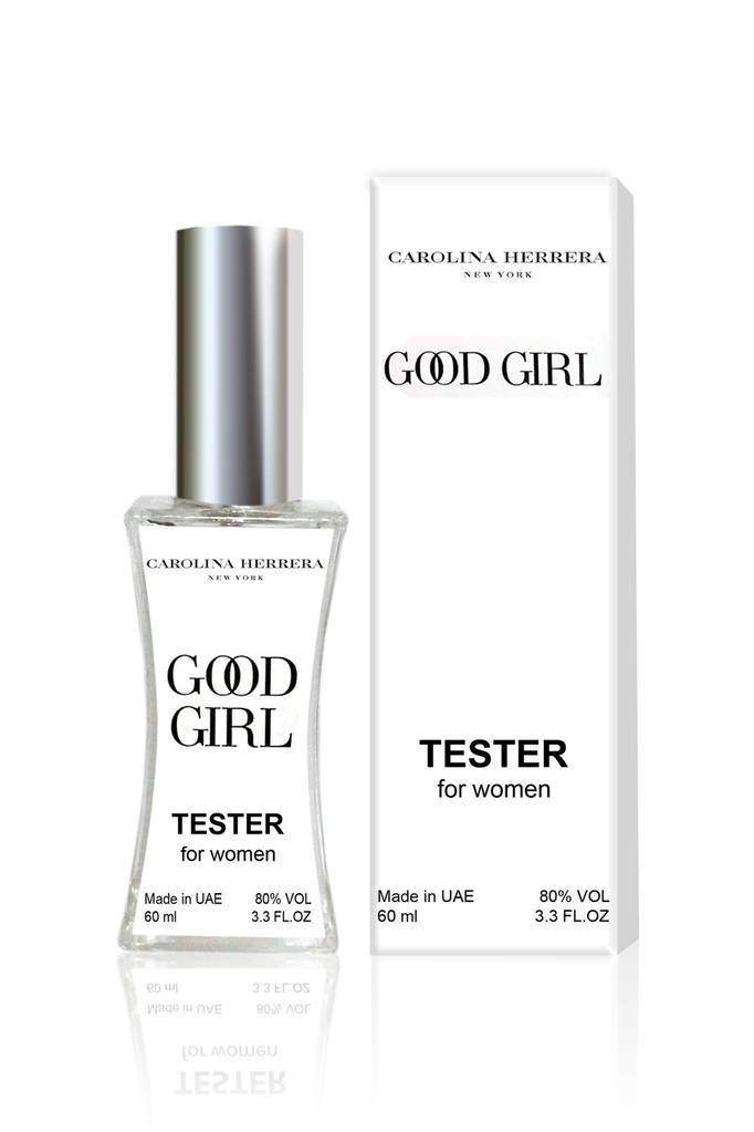 Тестер женский Carolina Herrera Good Girl (Гуд Герл),60 ml   продажа ... 701c80318ed