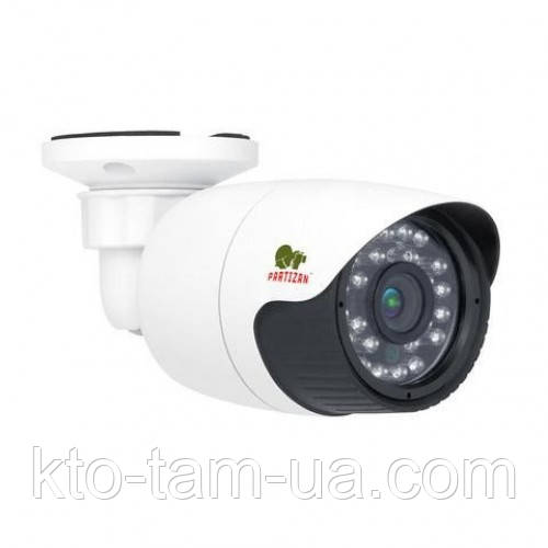 AHD видеокамера Partizan COD-454HM SuperHD v4.0