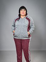 Спортивный костюм женский батал Разные цвета