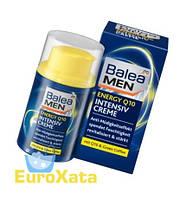 Мужской увлажняющий крем для лица BALEA Energy Q10 Intensic Cream Q10 (50мл) Германия