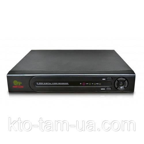 AHD видеорегистратор Partizan CHD-116EVH HD v3.2