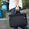 Сумка для ноутбука Remax Carry 305 PC bag Black, фото 3