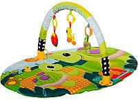 Детский коврик с погремушками FC002-1