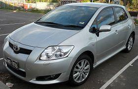 Лобовое стекло на Toyota Auris (Хетчбек) (2007-2012) , фото 2