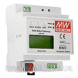 KDA-64 Блок питания KNX, DALI Gateway Mean Well