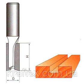 Фреза 1003 Sekira, Easy tool (Прямая пальчиковая двухперая)