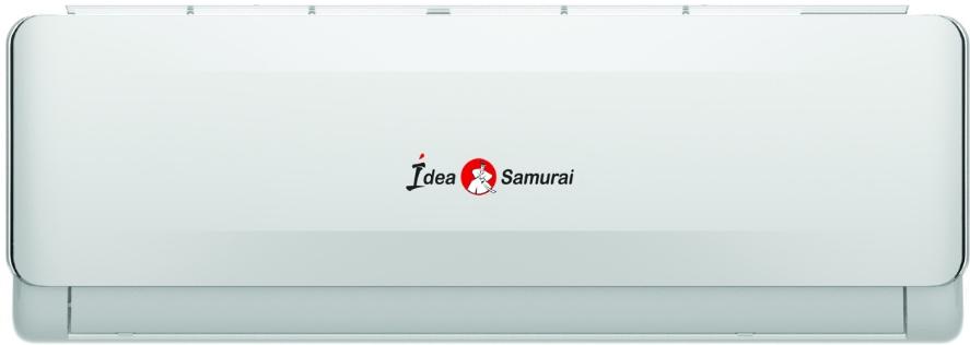 Кондиционер IDEA ISR-09HR-SA7-DN1 ION Samurai DC Inverter