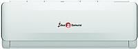 Кондиционер IDEA ISR-24HR-SA7-DN1 ION Samurai DC Inverter