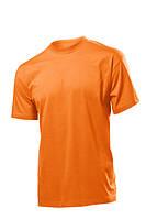 Футболка мужская (Оранжевый)