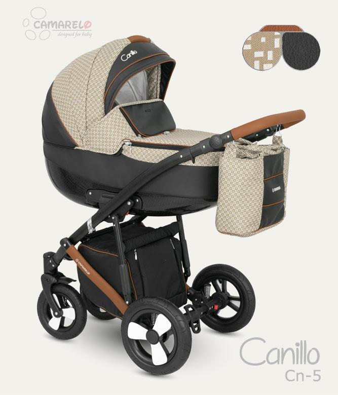 Дитяча коляска Camarelo Canillo