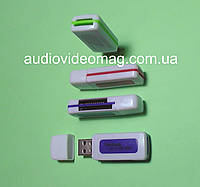 Картридер All в 1 для карт памяти microSD, m2, SD, SDHC, MMC, RSMMC, MS, MS DUO, MS PRO DUO