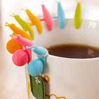 Улитка держатель пакетиков для чая 5шт