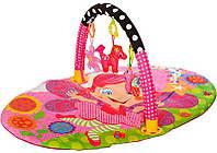 Детский коврик с погремушками FC003-1