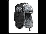Шапка зимняя с вышивкой Husqvarna
