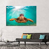 """Картина - """"Гавайская Черепаха"""""""