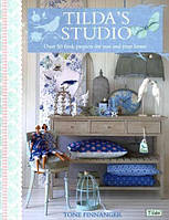 Книга идеи и выкройки Tilda's Studio