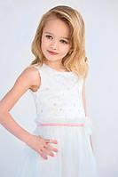 Платье нарядное для девочки Модный Карапуз, фото 1