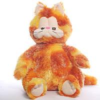 Детская мягкая игрушка,кот Гарфилд,оранжевый