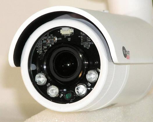 4.08 megapixel IP-камера с вариофокальным обьективом RVH-HW469AC84-EP