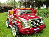 Детский электромобиль Мерседес (BB905) КРАСНЫЙ