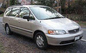 Лобовое стекло на Honda Shuttle (Минивэн) (1995-2002) , фото 2